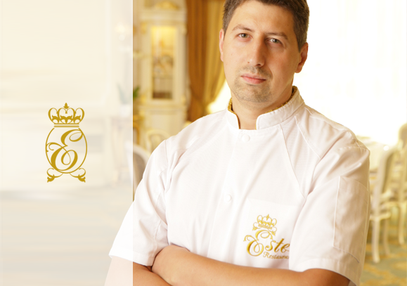 WE INTRODUCE YOU CHEF DIMITAR DAMYANOV