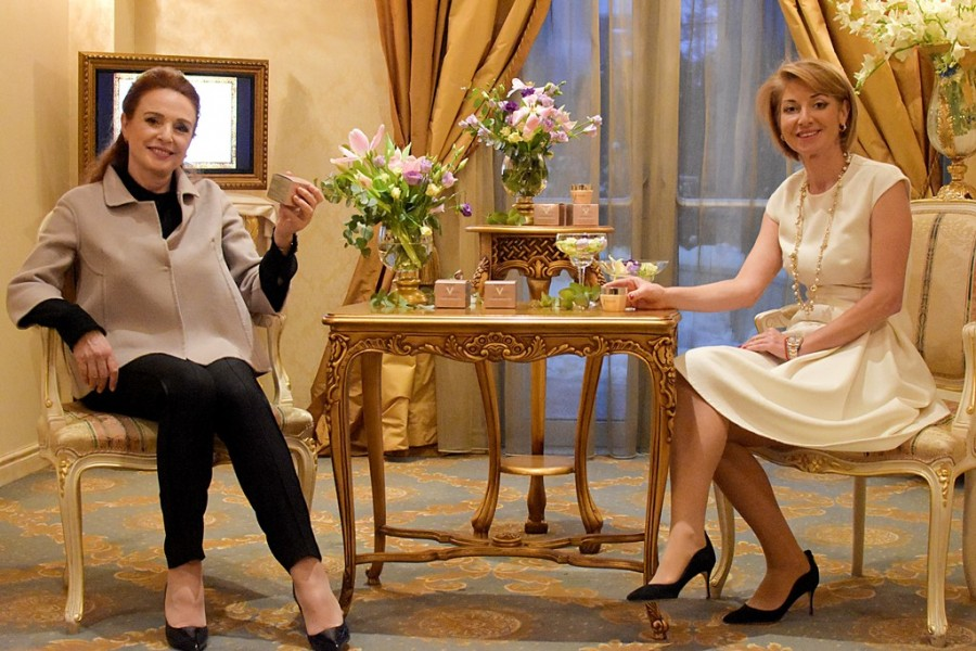 Vichy представи в ресторант Есте последната си иновация за зряла кожа