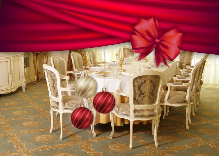 Работно време на ресторант ЕСТЕ за Коледните и Новогодишни празници през 2015